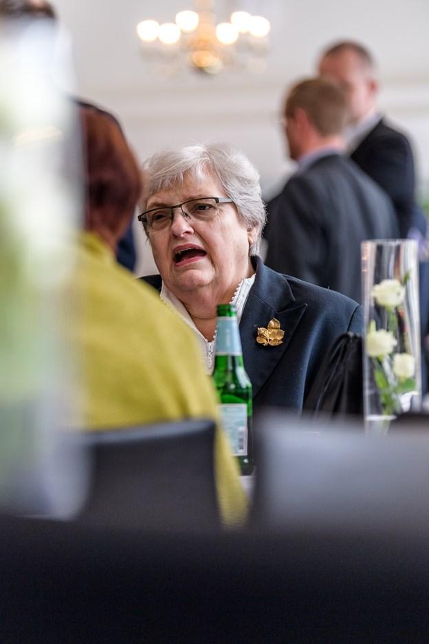 Rotary fejrer 50 års jubilæum, og i den forbindelse donerer 120.000,- til det nye Hospice, som skal ligge på Studievej i Nørresundby. Foto: Nicolas Cho Meier