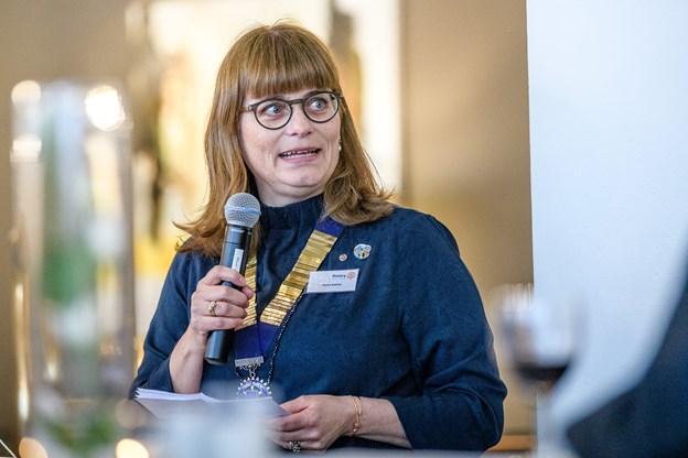 Præsident Karina Kellmer