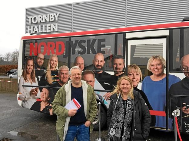 Lise Lassen og Kim Dahl Hansen (foto)