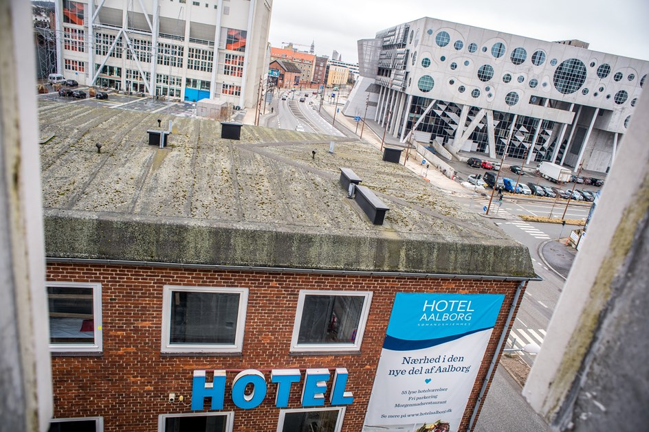 Hotel Aalborg har vundet den store gevinst i lotto