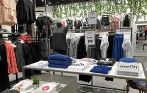 Tøjbutik får net-filial