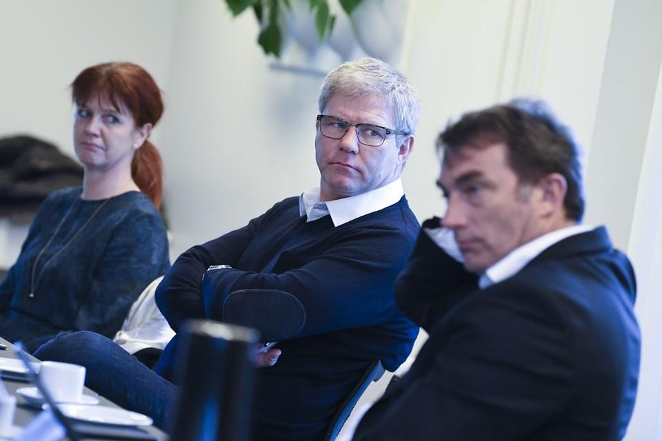 Caspar Birk og Lars Teilmann