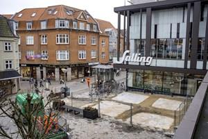 Salling graver: Nu begynder arbejde med rooftop