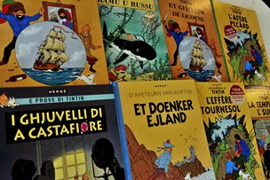 Tintins eventyr bliver til spil på mobilen