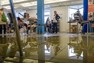 Vandskadet jobcenter har fundet nye lokaler