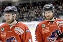 Ishockey-tvillinger: På samme hold hele livet