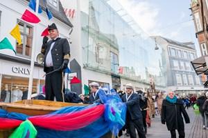 Endelig forår: Karnevalsoptog gennem byen lørdag