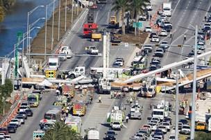Gangbro kollapsede: Fire dræbt