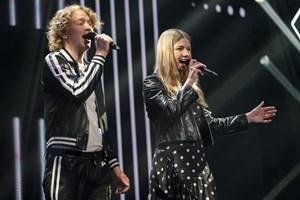 Der er nu kun fem X Factor-deltagere tilbage i konkurrencen om det store trofæ.