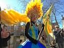 Forsmag på foråret: Karnevalsoptog gennem Aalborg