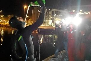 Det lykkedes! Casper padlede sig til Norge