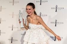 Debutanten Amanda Collin blandt lørdagens prismodtagere