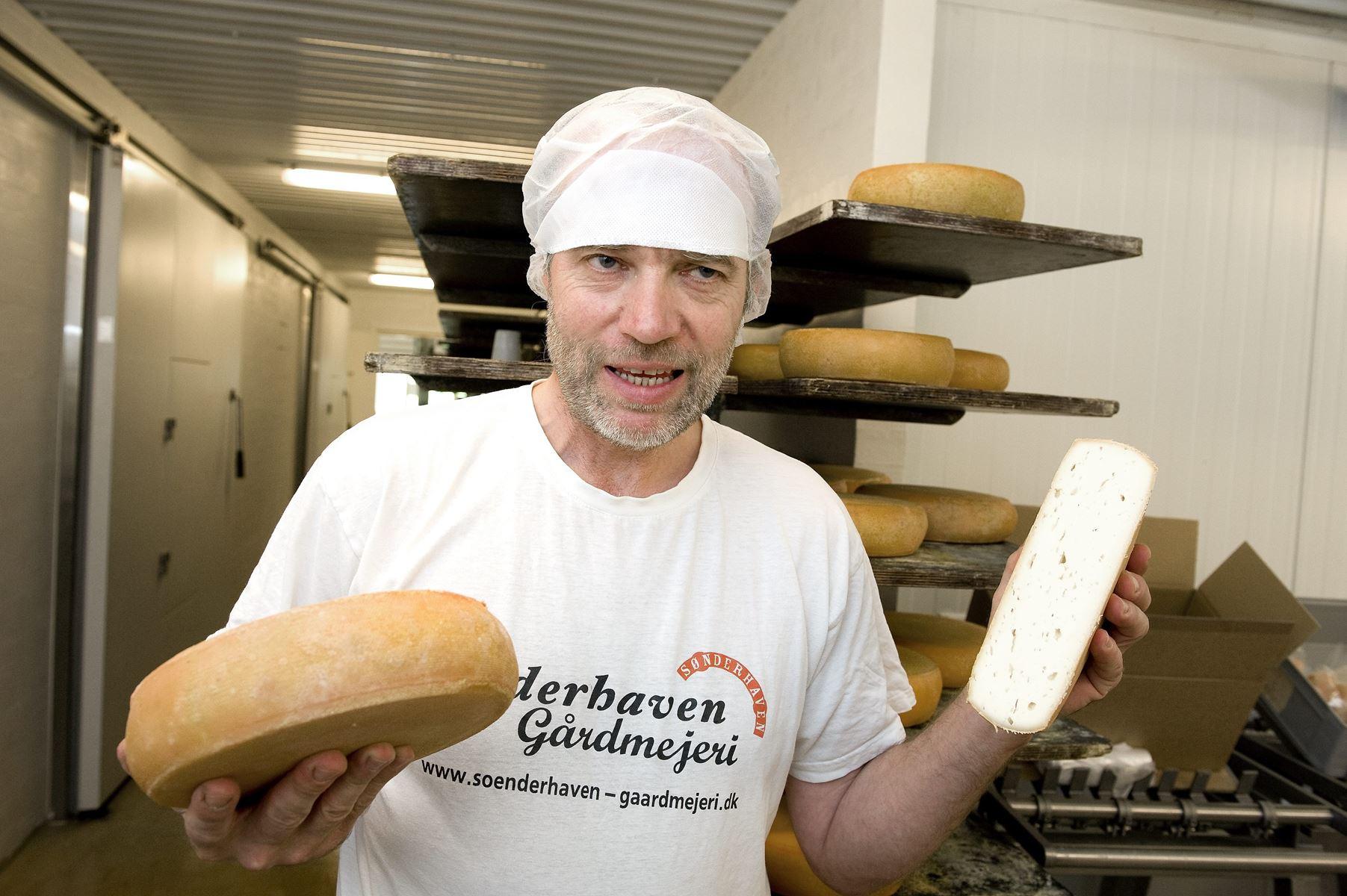 For fjerde gang på et år er Sønderhave-oste røget til tops