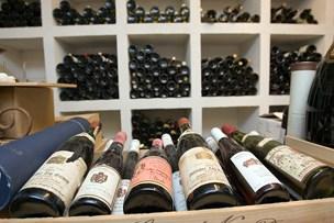 Da prinsens vin mistede farven: Vinflasker skal ligge ned