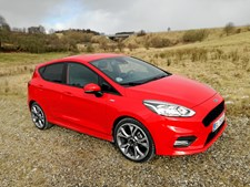 Ford har fintunet minibilen, som vi tester med tre-cylindret turbomotor på 125 hk