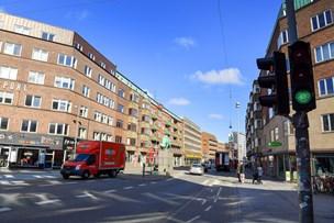 Hul i luftmålingen over Vesterbro
