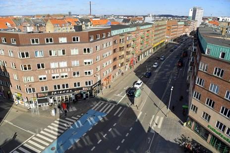 Aalborgs miljøzone er kørt fast