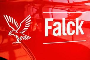 Falck fyrer 31 i Nordjylland