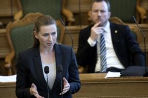 Mette Frederiksen lukker ned for Facebook-sag