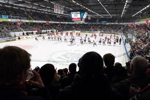 Is-arena skifter navn til Cool East Arena
