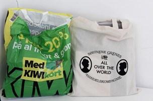 Forskere kritiserer ny plastikposerapport: bygger på tal fra 90?erne