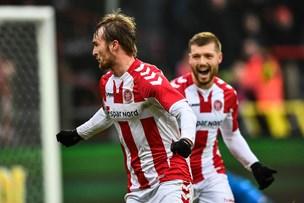 Pohl scorede i dansk storsejr