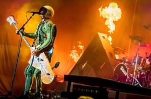 Rock på plakaten: D-A-D vender tilbage til Grøn Koncert