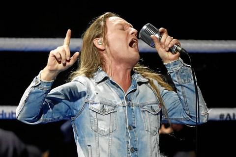 Den danske rockgruppe D-A-D gæster til sommer koncertturnéen Grøn for ottende gang.