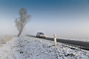 DMI: Frosten vender tilbage
