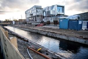 Ukendt slam forhindrer åbningen af Østerå