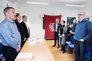 Mette F. klar til Aalborg Øst
