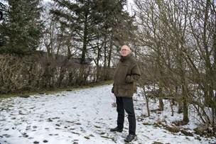 Her blev Danmarks engang sidste ulv skudt