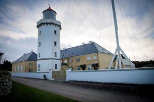 Hanstholm Fyr forvandles til kunstmekka
