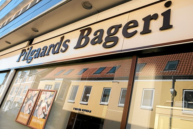 Anders Pilgaard har været nødt til at lukke sit bageri efter 60 år på adressen. Foto: Lasse Sand