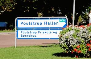 Halbestyrelse i Poulstrup på plads