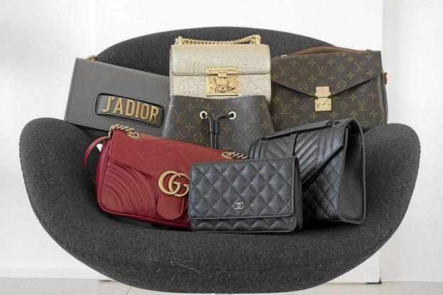 Der er dyre designertasker at vælge imellem på nuværende tidspunkt, men drømmen er mange flere.