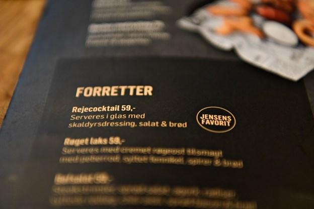 Folket krævede rejecoktailen tilbage på menukortet. Og det har de fået. Foto Claus Søndberg