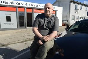 Lær at få styr på bilen i Vejgaard