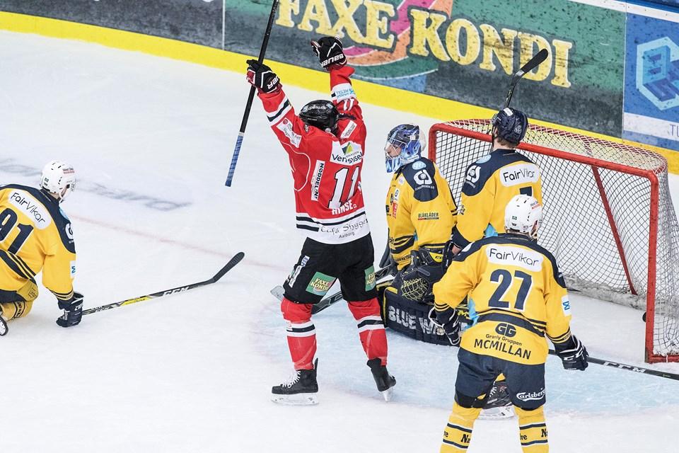 Det var en nervepirrende kamp, hvor Esbjerg formåede at komme foran 2-1. Heldigvis endte det 4-2 til piraterne.