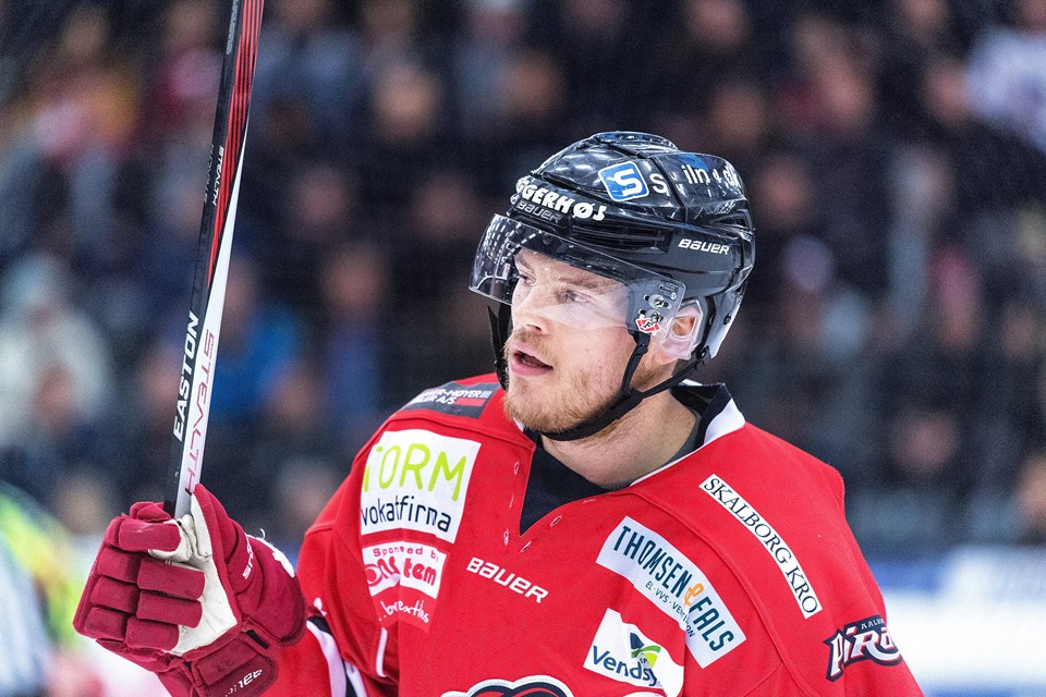 """Aalborg Pirates kan hive """"The Double"""" til Aalborg ved at besejre Herning."""