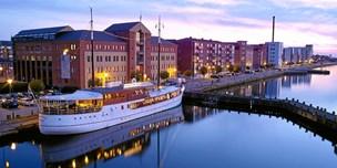 Prinsessen fra Holland på Aalborg Havnefront