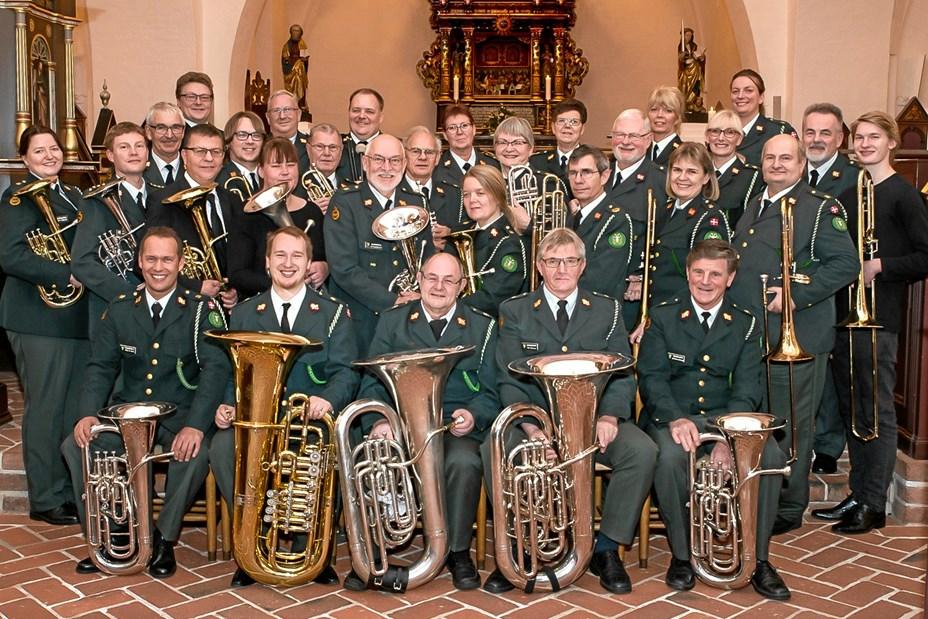 Hjemmeværnets Musikkorps spiller foråret ind