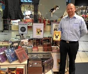 Gratis bøger til børnene i Arnold Busck i Hjørring
