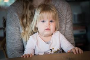 Overvældende opbakning til forældre, der kæmper for syg datter