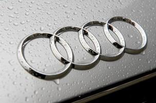 Mand fik sin ven til at smadre Audi A6