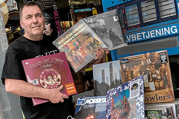 Record Store Day for alle vinyl-freaks