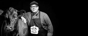 Claus Holm laver mad i Tårs