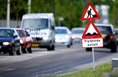 Trafikbesvær i sigte
