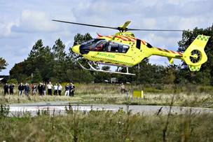 Placering af akutlæge-helikopter uafklaret