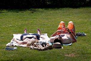 DMI: Sol og varme lige nu, men så skifter vejret